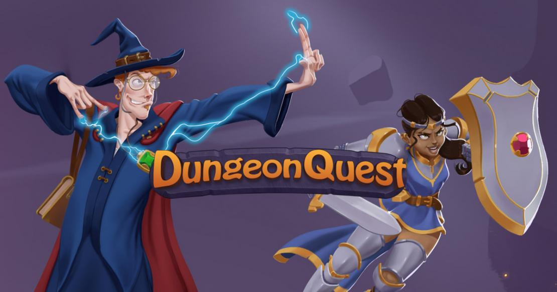 Dungeon Quest slot from Nolimit City