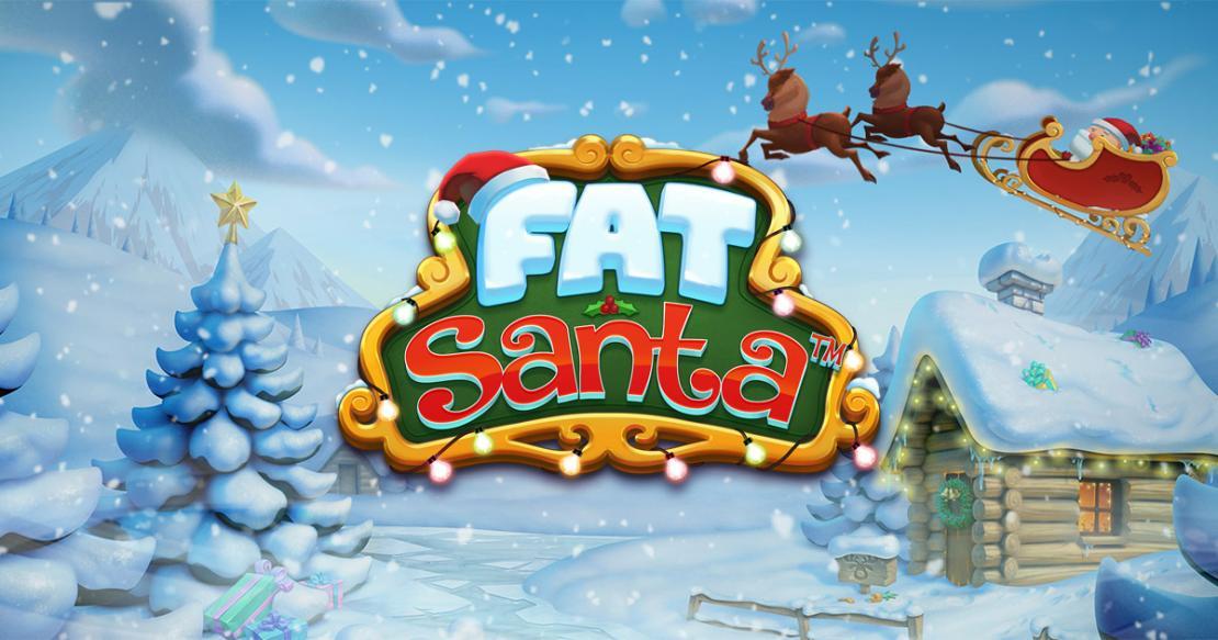 Fat Santa slot from Push Gaming