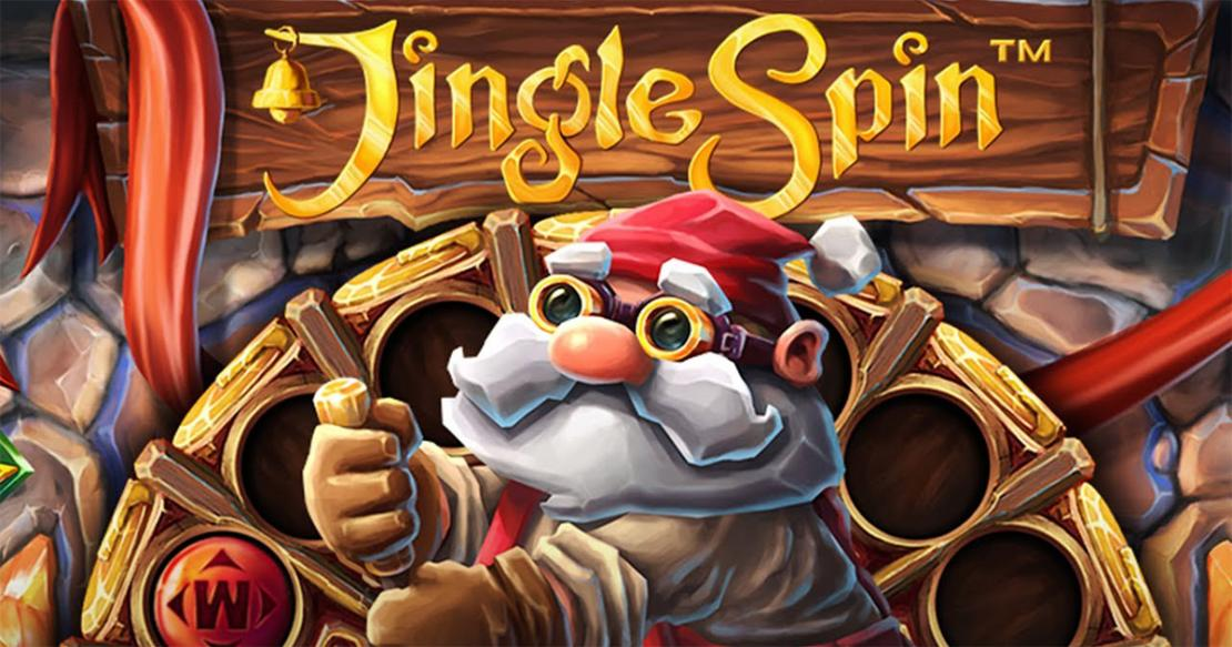 Jingle Spin slot from NetEnt