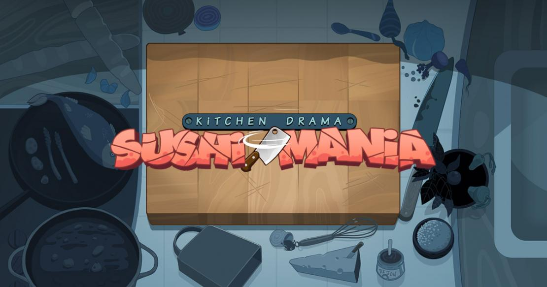 Kitchen Drama Sushi Mania slot from Nolimit City