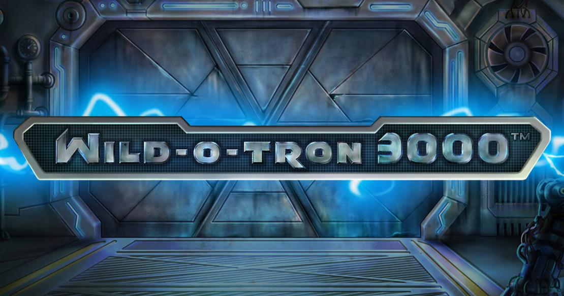 Wild-O-Tron 3000 slot from Net Entertainment