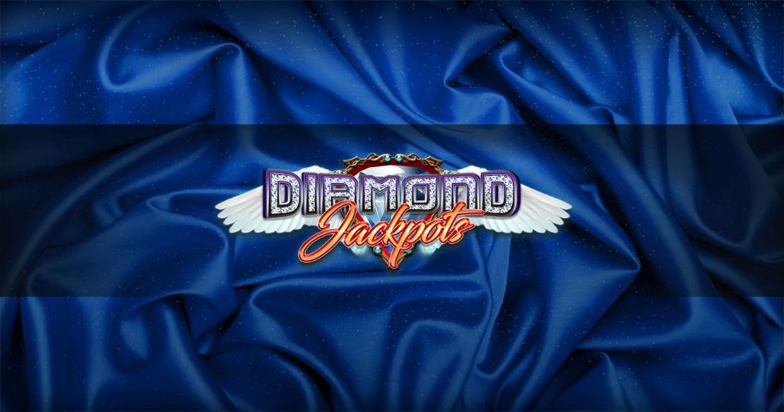 Diamond Jackpots slot from Blueprint Gaming