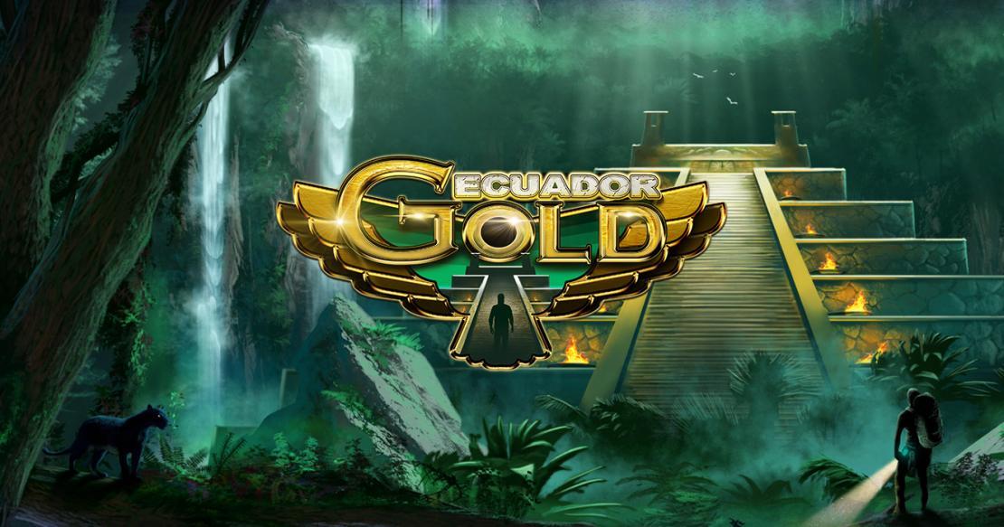 Ecuador Gold slot from ELK Studios