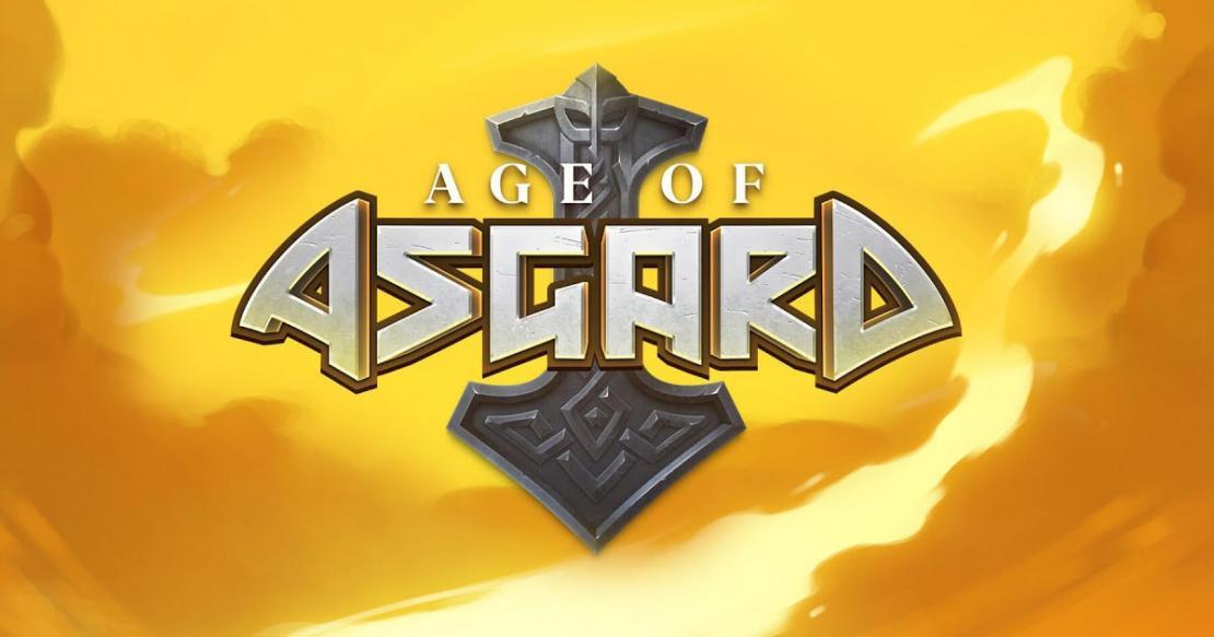 Age of Asgard slot, Yggrasil Gaming