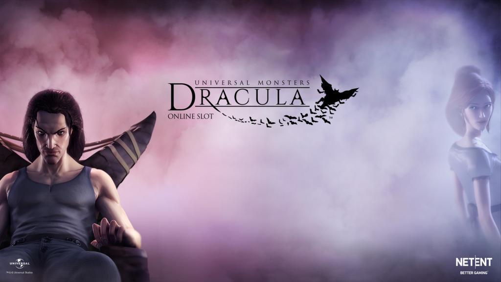 Dracula slot NetEnt