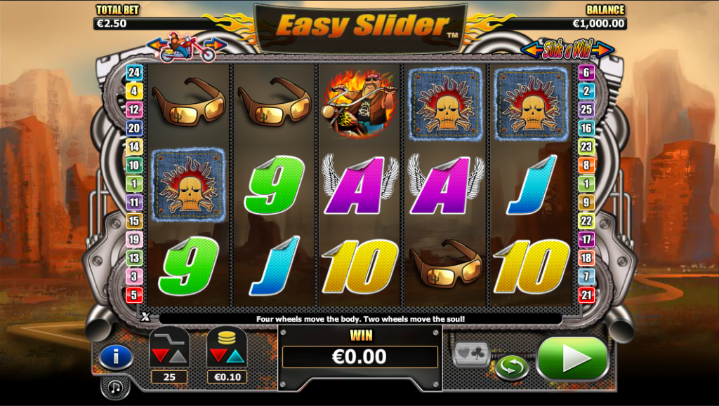 Easy Slider slot - NextGen Gaming