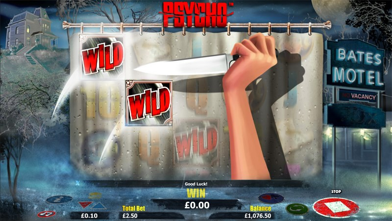 Psycho Slot from NextGen Gaming