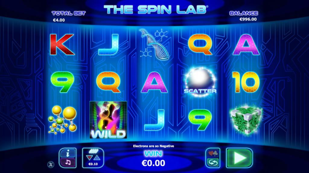 The Spin Lab - NextGen Gaming