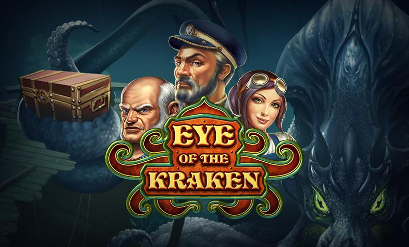 Eye of the Kraken - slot from Play n Go