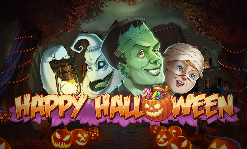 Happy Halloween slot from Play n Go