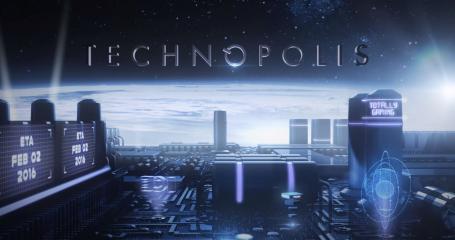 ICE Technopolis Trailer