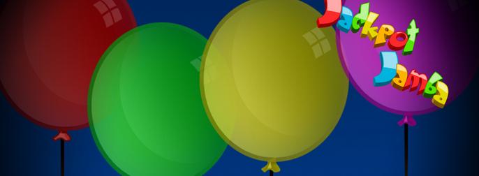 Jackpot Jamba slot from BetSoft