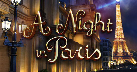 A Night in Paris - slot from Betsoft