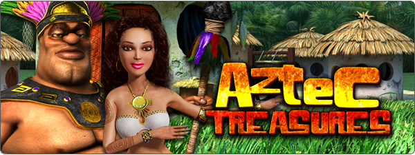 Aztec Treasures slot from BetSoft Gaming