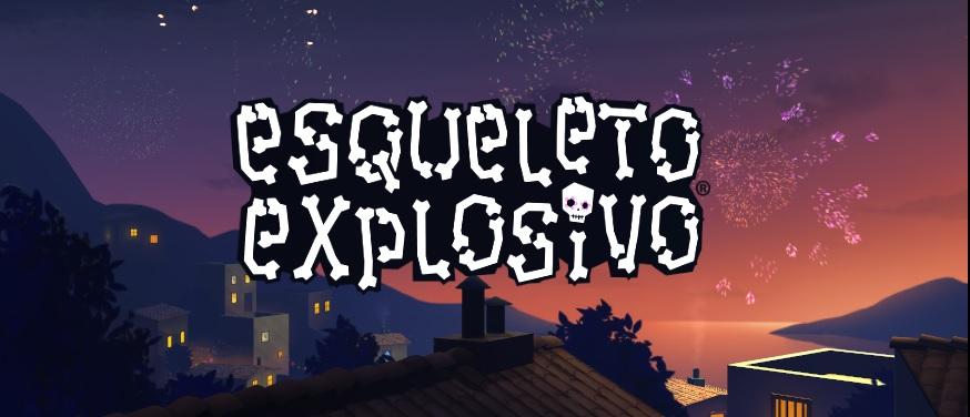 Esqueleto Explosivo - en slot från Thunderkick