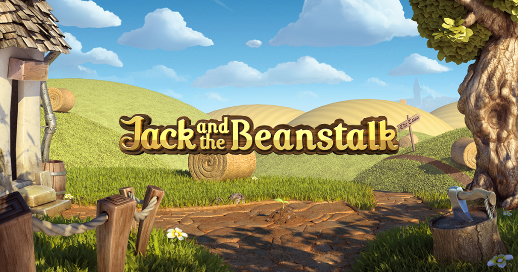 Jack and the Beanstalk slot by NetEnt