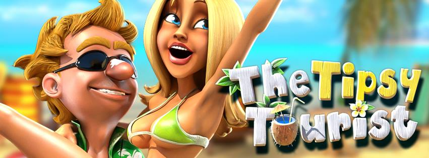 The Tipsy Tourist slot by Betsoft Gaming