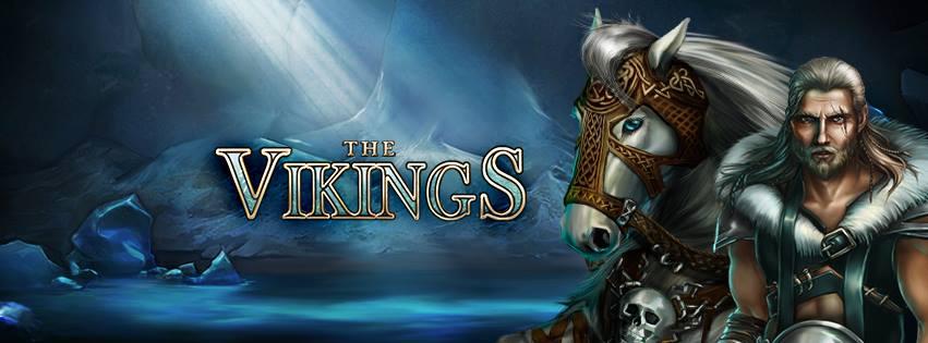 The Vikings - en slot från Endorphina