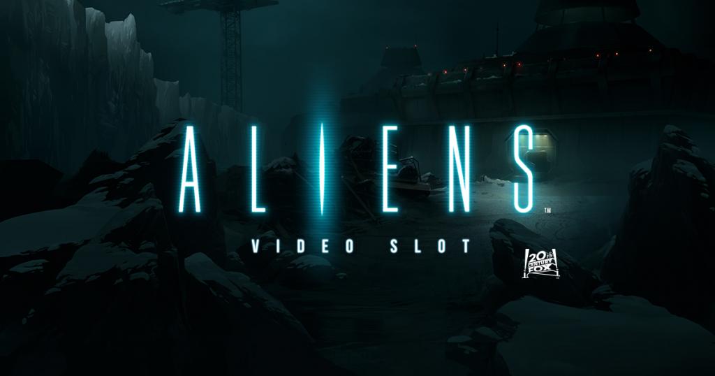 Aliens - en slot från Net Enteratinment