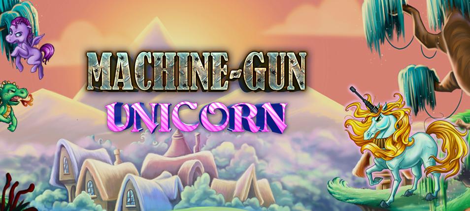 Machine Gun Unicorn - en slot från Genesis Gaming