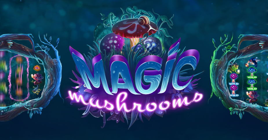 Magic Mushrooms slot från Yggdrasil Gaming