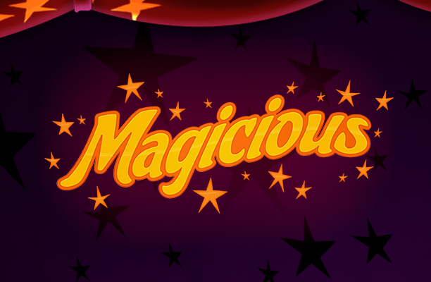 Magicious - en slot från Thunderkick