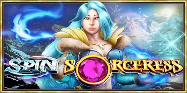 Spin Sorceress slot från NextGen Gaming