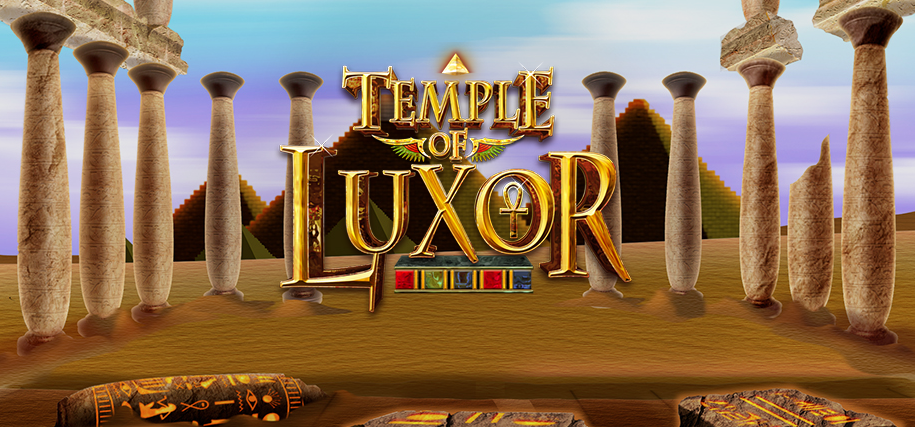 Temple of Luxor slot från Genesis Gaming