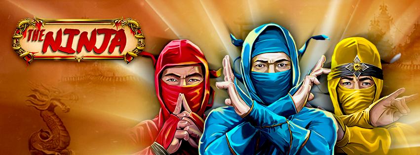 The Ninja - en slot från Endorphina